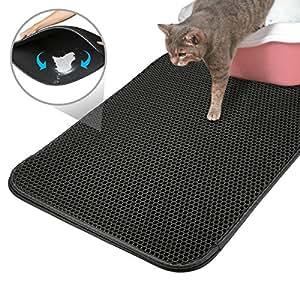 Cat Litter Mat Focuspet Kitty Litter Mat Large Waterproof