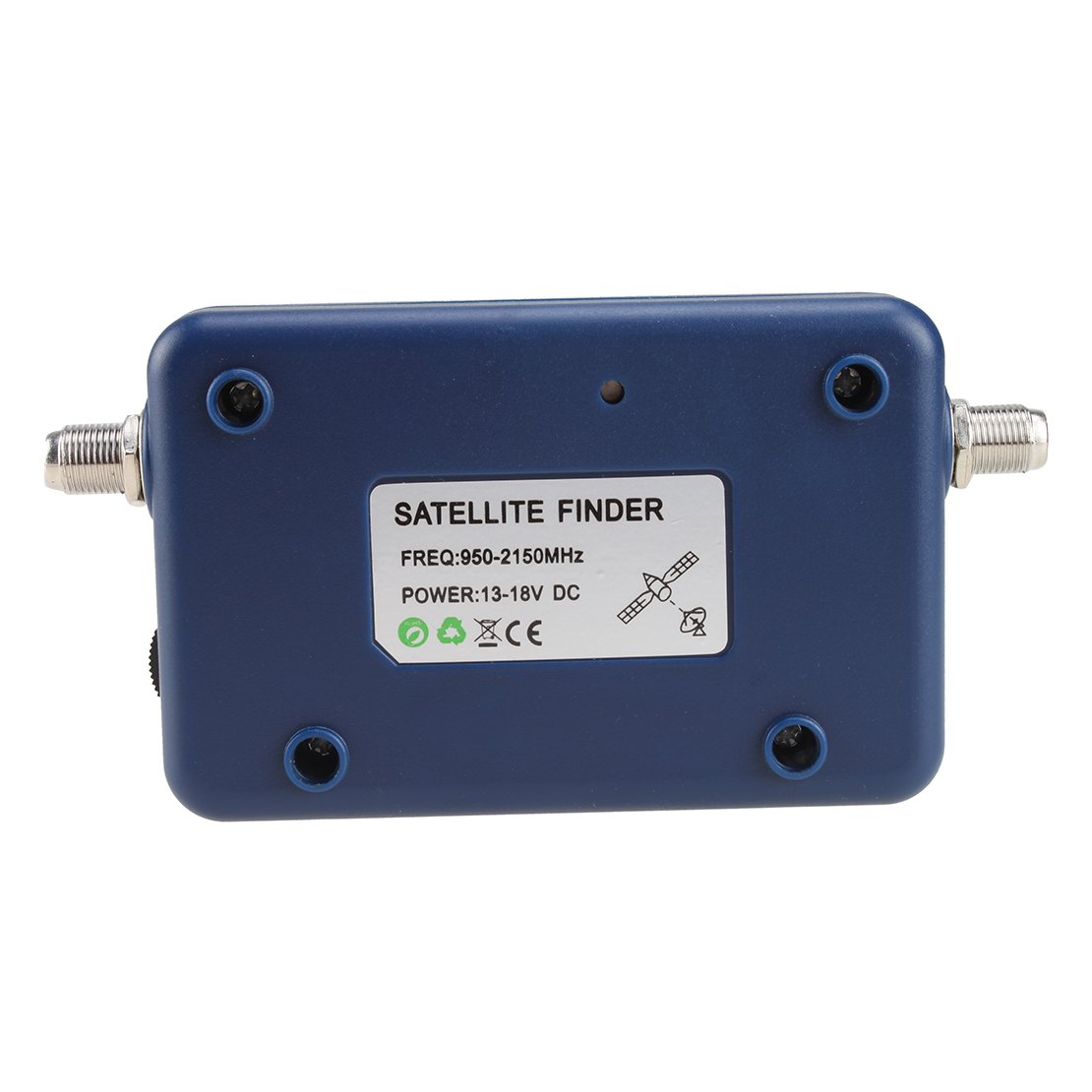 AGPtek Digital Satellite Signal Finder for Dish Network Directv FTA with Compass and Audio Tone