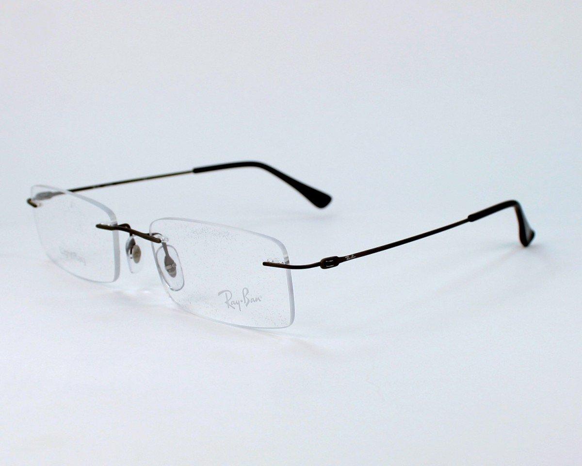 Ray-Ban Glasses Ray Ban frame RX 8680 RX8680 1128 Titanium Grey ...