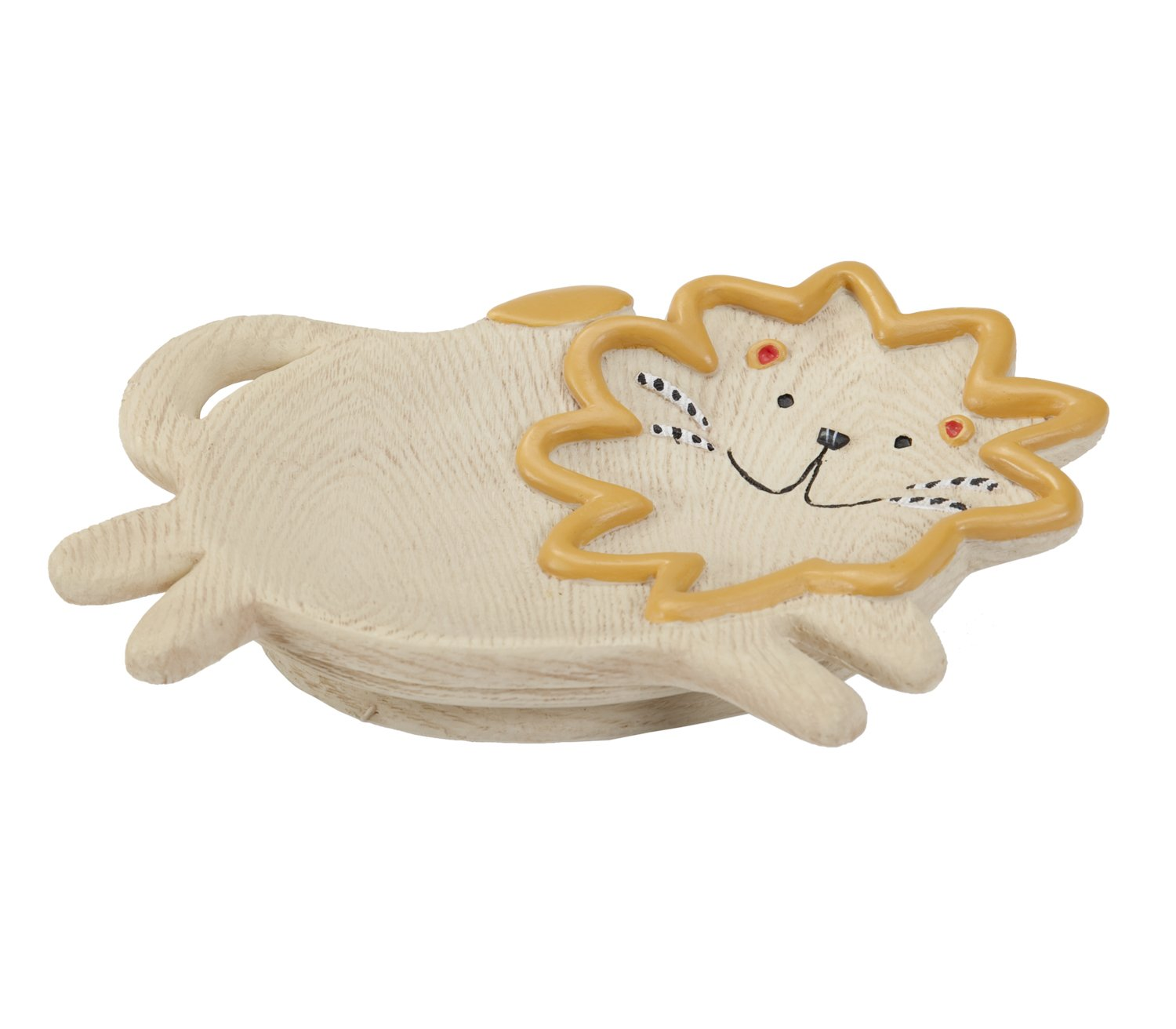 Creative Bath Products Animal Crackers Soap Dish