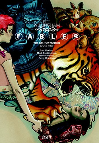 Fables: The Deluxe Edition Book One (One 1st Edition)