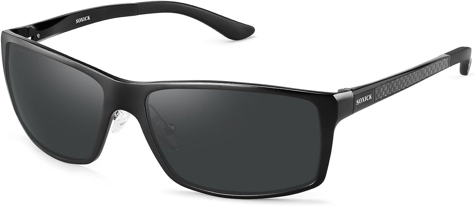 91cf19cc873 SOXICK Polarized Mens Womens Sunglasses