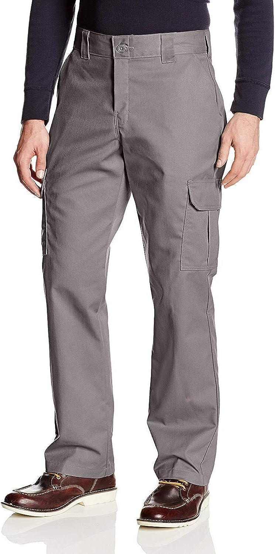 Dickies Men's Regular Straight Stretch Twill Cargo Pant: Clothing