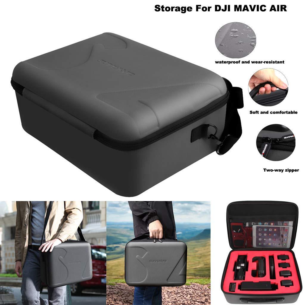 Aobiny PU + EVA ハード 耐衝撃 防水 キャリー トラベルケース カバー バッグ ボックス DJI Mavic 2/ PRO/AIR/Spark用  MAVIC AIR B07L4JYMY5