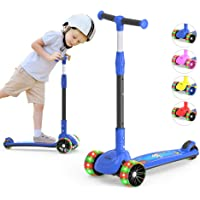 Deals on Megawheels 3-Wheeled Scooter for Kids