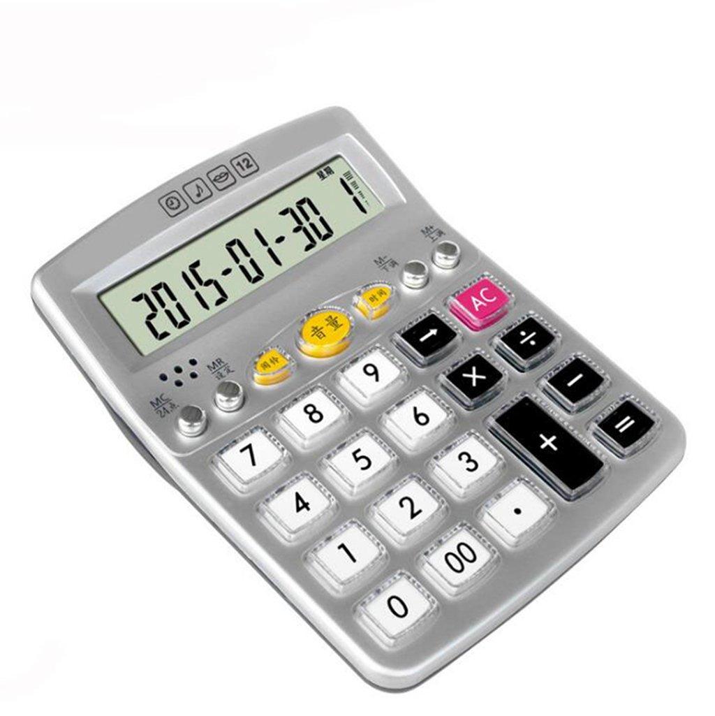 Nadaye Voz de Calculadora escritorio calculadora Calculadora de multifunción 7cab79