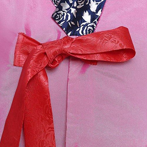Dancing redgreen XINFU Women Cosplay Traditional Hanboks Long Costume Dress Korean Sleeve YCqYF6w