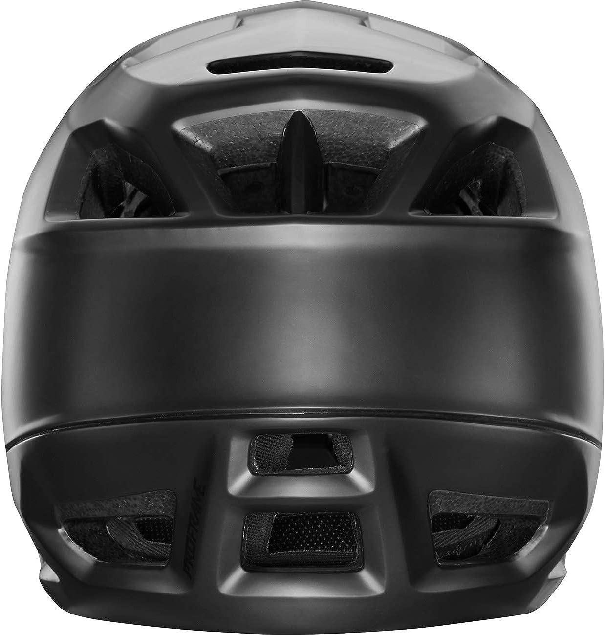 Fox Racing Proframe Full Face Matte Black Helmet MD