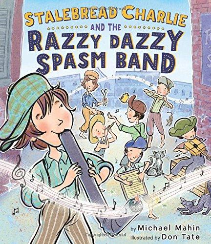 Stalebread Charlie and the Razzy Dazzy Spasm - Charlie Band