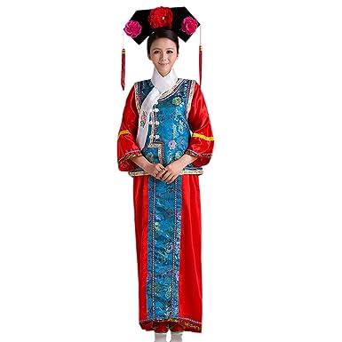 BOZEVON Ropa Chino Antigua - Mujer Nacional Tradicional ...