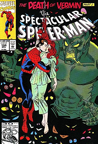 Peter Parker (Spectacular Spider-Man) (1976 series) #194