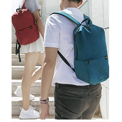 Amazon.com: Xiaomi Female Backpack Men Women Simple Canvas School Mochila Feminina Drop Shipping Wholesale: Kitchen & Dining