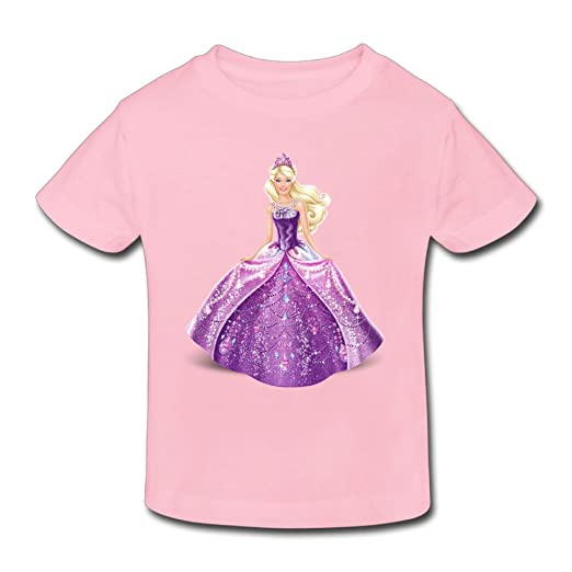 7f22e540 Amazon.com: Toddler's 100% Cotton Barbie Fashion T-Shirt: Books