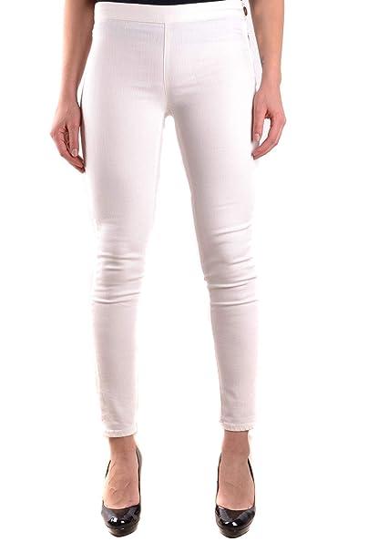 competitive price 757f7 d824e ELISABETTA FRANCHI Luxury Fashion Womens MCBI31317 White ...