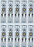 10 Pack - DIRECTV IR / RF Universal Remote Control (RC66RX)