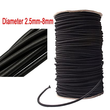 Back To Search Resultshome & Garden Apparel Sewing & Fabric Strong Elastic Rope Cord Bungee Shock Cord Stretch String For Diy Jewelry Making Outdoor Project Tents Kayak Boat Bag Luggage