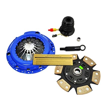 Amazon.com: EFT STAGE 3 CLUTCH KIT w/ SLAVE CYLINDER 95-11 FORD RANGER PICKUP 2.3L 2.5L 3.0L: Automotive
