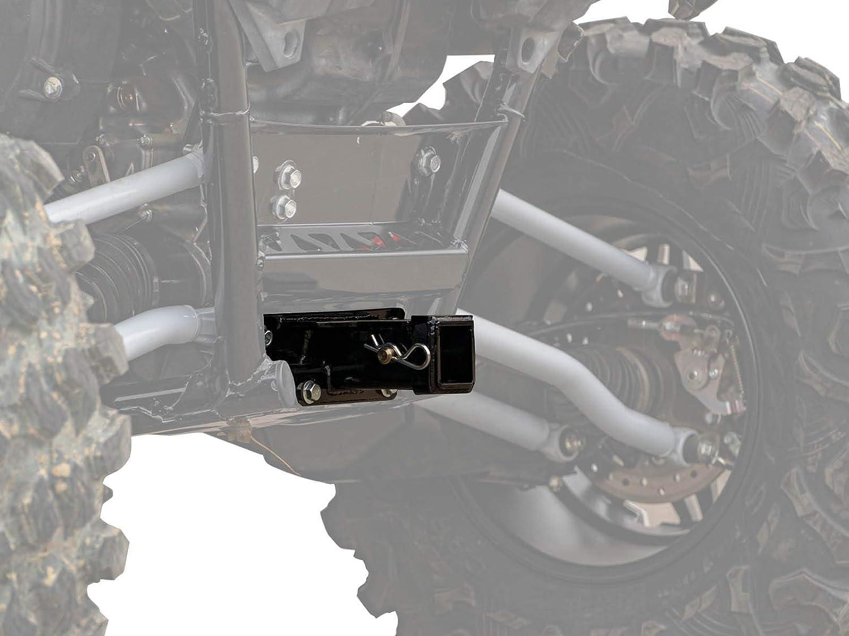 2020+ No Winch Included SuperATV Heavy-Duty Winch Mounting Plate for Kawasaki Teryx KRX 1000