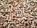 Wine Corks | Brand New, Authentic, All Natural | Printed, Winery-Marked, Craft Grade | Uncirculated, Uniform & Clean | Excellent for Crafting & Decor | Pack of 50/100/150/200 Premium Wine Cork