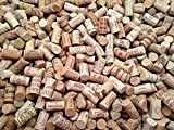 Wine Corks | Brand New, Authentic, All Natural | Printed, Winery-Marked, Craft Grade | Uncirculated, Uniform & Clean | Excellent for Crafting & Decor | Pack of 50/100/150/200 Premium Wine Corks (25)