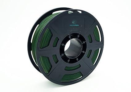 Kaiser Tech filamento para impresora 3d 1 kg ABS 3,00 mm abeto ...