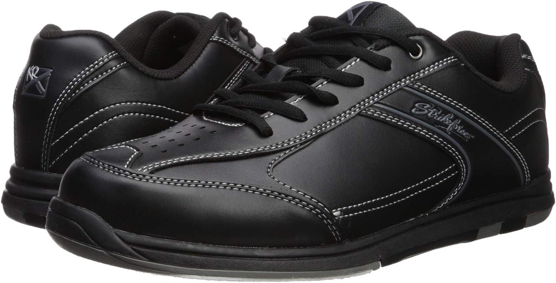 Mens KR Strikeforce White Flyer Bowling Shoes Size 11 1//2