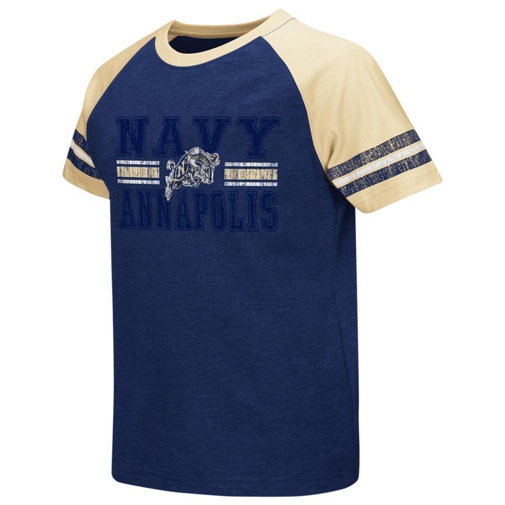 流行 Naval Naval Academy海軍Youthハウスマンラグラン半袖Tシャツ B06XMQLL86 YTH YTH (20) B06XMQLL86, 独特な店:461cc865 --- a0267596.xsph.ru