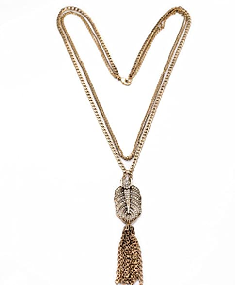 necklace look neiman quick elegant mk marcus th gold