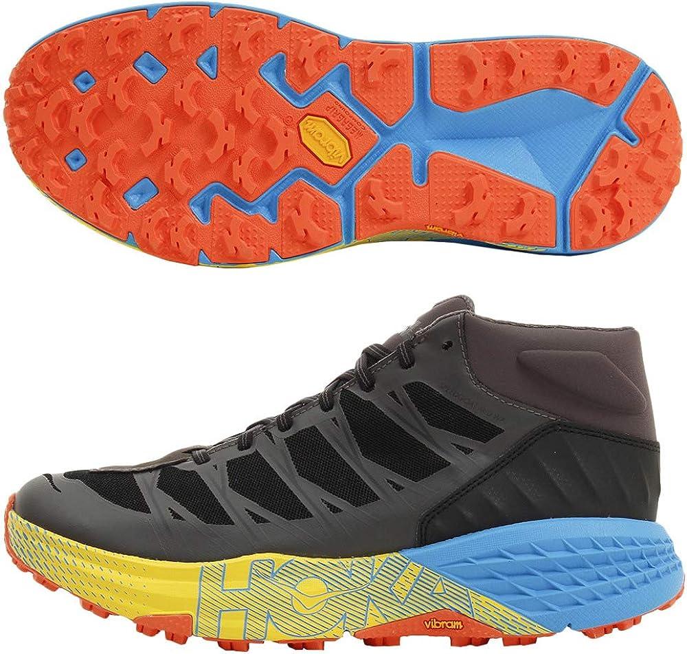 Hoka One - Zapatillas para correr en montaña de Sintético para hombre * *, color Negro, talla 43 1/3 EU: Amazon.es: Zapatos y complementos