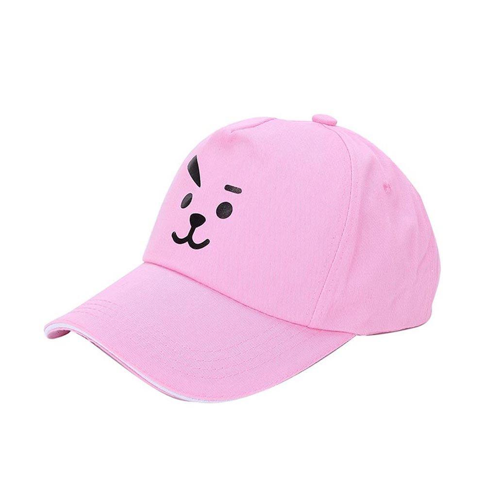Grapes Garden Unisex BTS Baseball Cap BTS Bangtan Boys Snapback Hat Kpop Suga Jin Jimin Jung Kook J-Hope Rap-Monster V