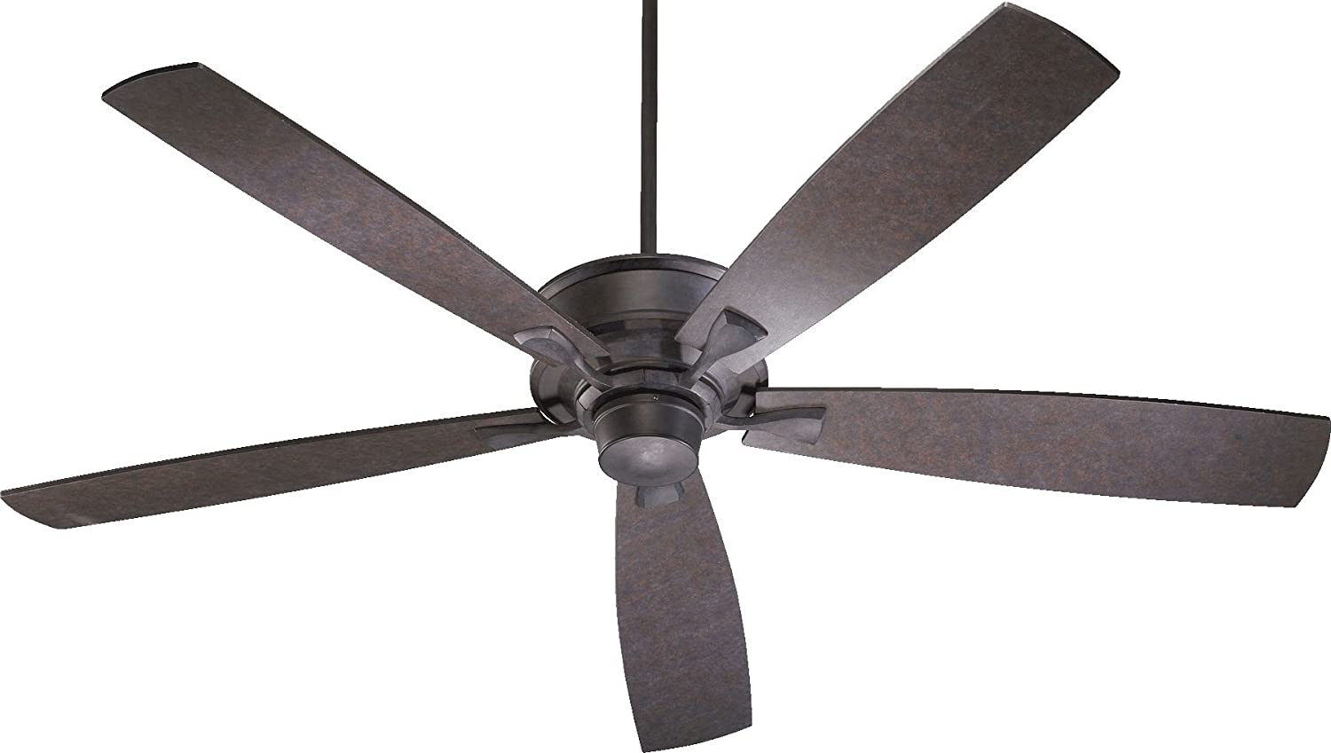 Quorum 42705-44, Alton Large Toasted Sienna 70 Ceiling Fan with Wall Control