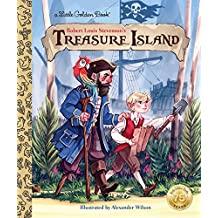 Treasure Island (Little Golden Book)