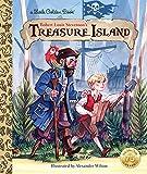 Image of Treasure Island (Little Golden Book)