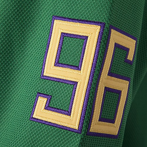 MOLPE Reed 44 Ducks Jersey S-XXXL Green Stitched Letters and Numbers 90S Hip Hop Clothing for Party
