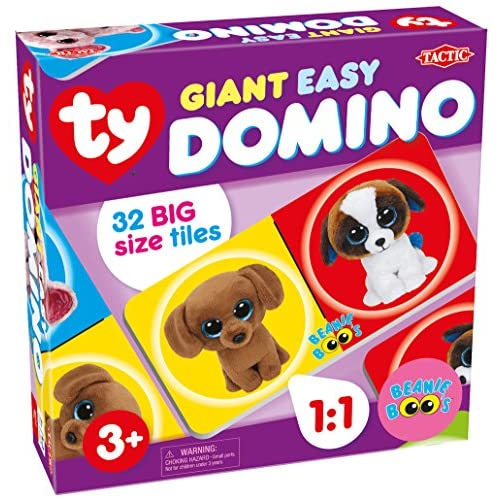 Ty Giant Domino (US) Game