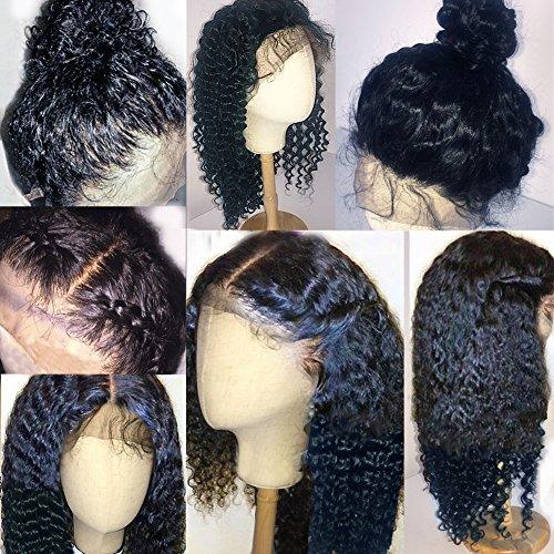 Thriving Hair 7A Full Lace Human Hair Wigs - Human Hair Glueless Wigs