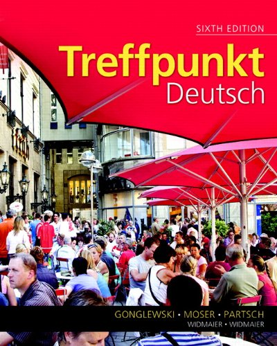205782787 - Treffpunkt Deutsch: Grundstufe (6th Edition)