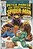 Peter Parker, The Spectacular Spider-Man #14 (Killing Me Softly... ...With His Hate!)