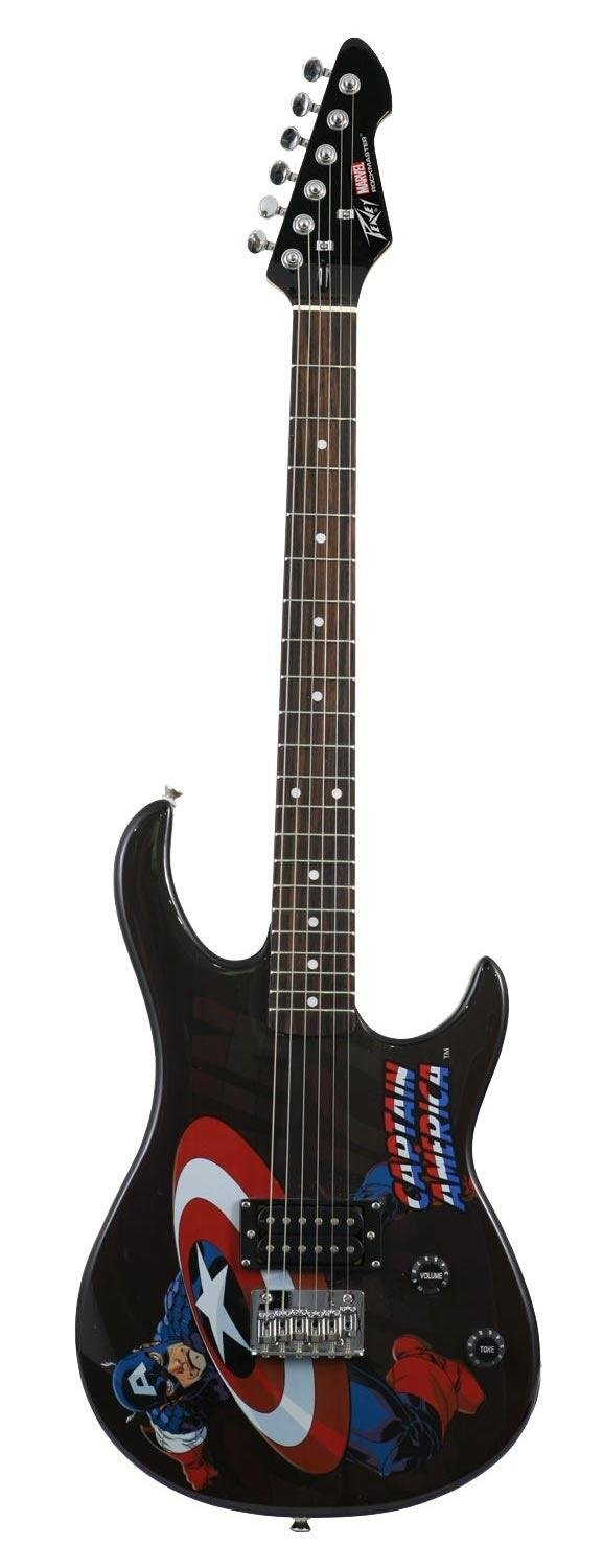 Peavey Captain America Rockmaster Electric Guitar by Peavey
