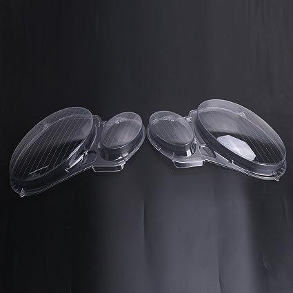 aochuang Faro proyector lente transparente plástico Carcasa ...