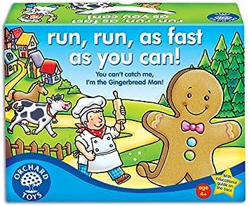 Orchard_Toys Run, Run, as Fast as you Can! - Juego de mesa (en ...