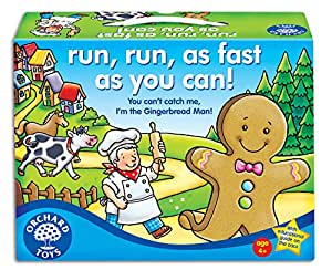 Orchard Toys Run, Run, As Fast As You Can