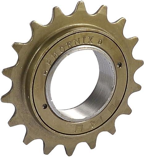 Reparación de piezas de la bicicleta de la bici 18 dientes piñón ...
