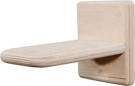 Estantería de pared para gatos de madera, escalones de madera ...
