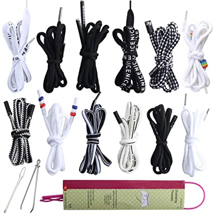 Amazon.com: ManYee - 12 piezas de cordones de repuesto para ...