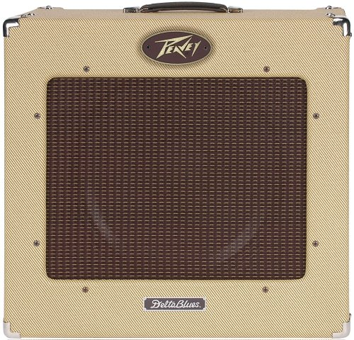 Peavey Delta Blues 115 guitar Amplifier with Tremolo by Peavey