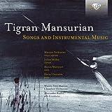 Mansurian: Songs & Instrumental Music