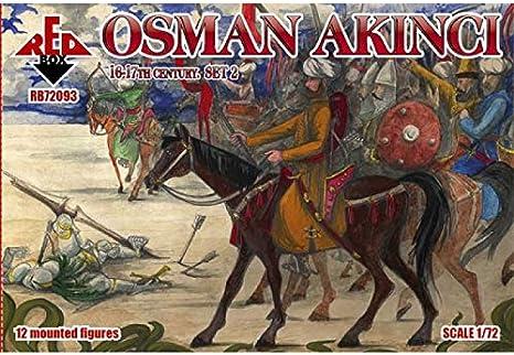 Red Box rb720 – Figuras Osman akinci, 16 – 17th Century, Juego 2: Amazon.es: Juguetes y juegos