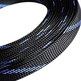 Godagoda Flexo PET Expandable Braided Sleeving Braided Cable Sleeve