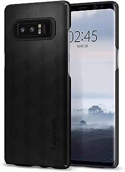 Spigen Funda Thin Fit Compatible con Samsung Galaxy Note 8(2018 ...